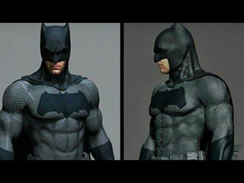 Batsuit Revealed Ben Affleck The Ben Affleck Batsuit from