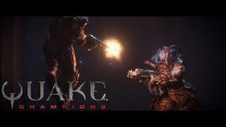 Quake Champions : ОБЗОР / ГРАФИКА (Бета) / ГЕЙМПЛЕЙ / ДАТА ВЫХОДА | Quake Champions Review