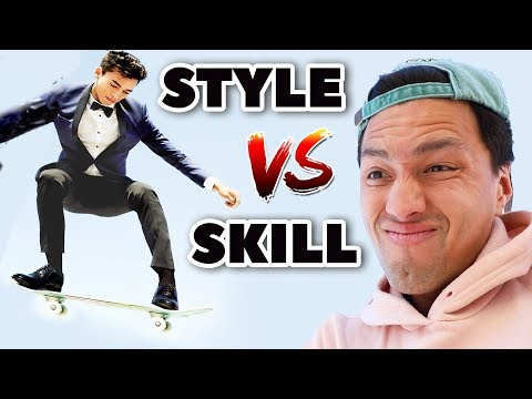 Does STYLE Matter More Than SKILL?! *GET SPONSORED FASTER*