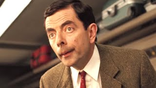 Train Trouble | Funny Clip | Classic  Mr. Bean