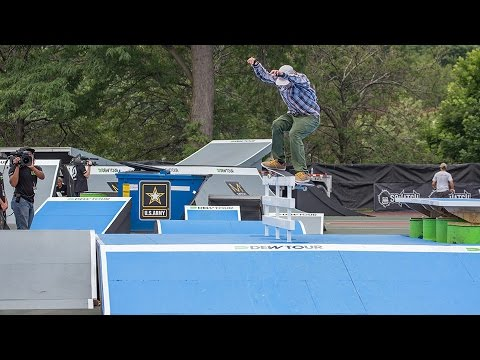 Style Matters in Skateboarding - Dew Tour Chicago 2015