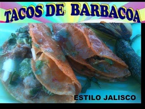 Barbacoa estilo Jalisco