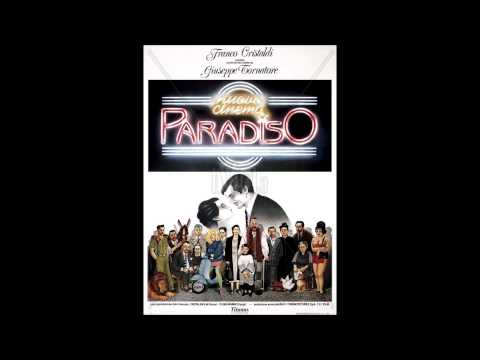 Nuovo Cinema Paradiso   Soundtrack - 14 - From American Sex Appeal To The First Fellini Film video