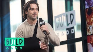 """Milo Ventimiglia Talks About The TV Show, """"This Is Us"""" 