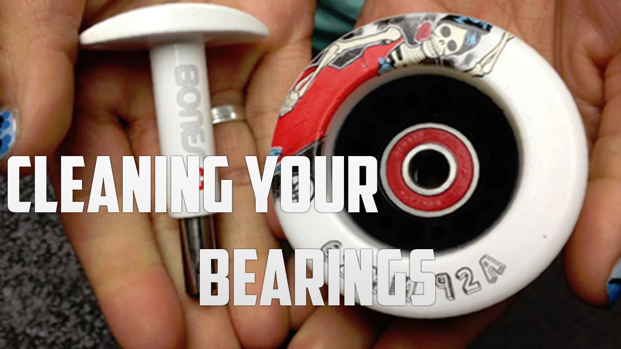 How To Remove Bearings From Skateboard