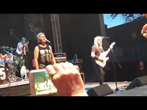 Lord zenekar - Virágdal (Kisbér 2017.07.29.)