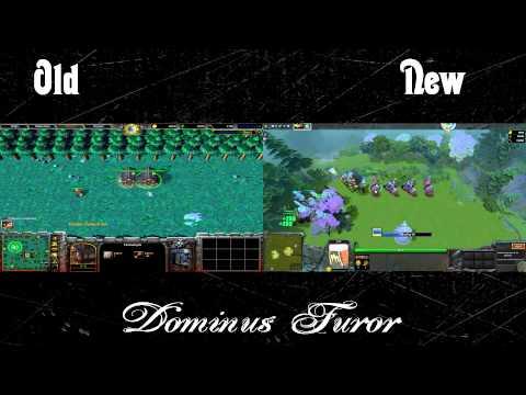 Как раньше выглядела кастомка Petri Reborn? | Petri Reborn in Warcraft 3
