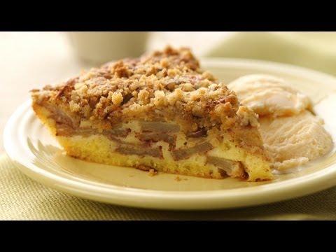 Postres Faciles y Rapidos:  Pie de Manzana (Sin Gluten)