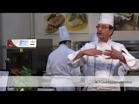 Advanced Cooking Techonlogy Demonstration (2)
