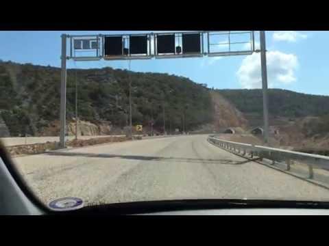 Mersin - Antalya Karayolu Boğsak 1 Tüneli