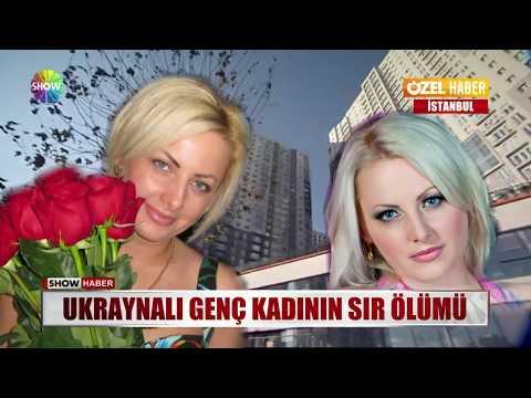 Ukraynalı genç kadının sır ölümü