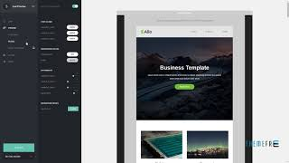 Allo - Responsive Email template with Stampready Builder        Hayk