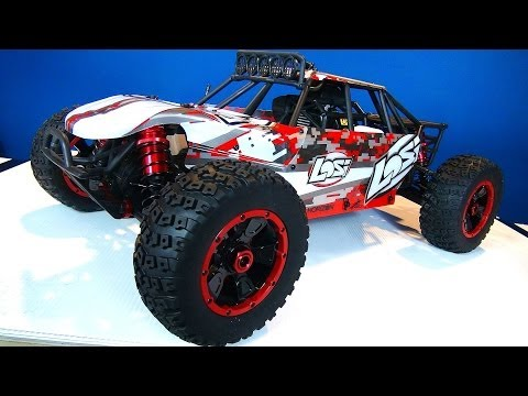 RC ADVENTURES - Losi DBXL 4x4 Buggy - Unboxing (Gas Powered. 1/5th Scale Desert Buggy XL)