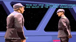 X-Wing game intro (1993 / 2014)