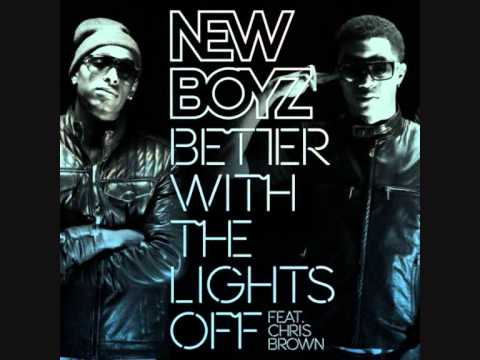 New Boyz feat. Chris Brown - Better With The Lights Off (Funkymix)