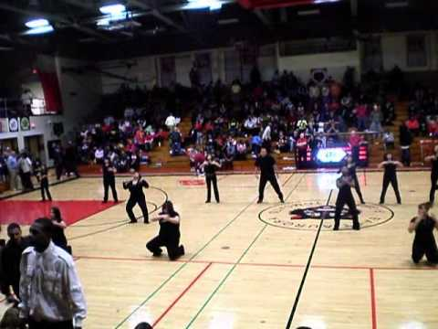 East aurora dance team