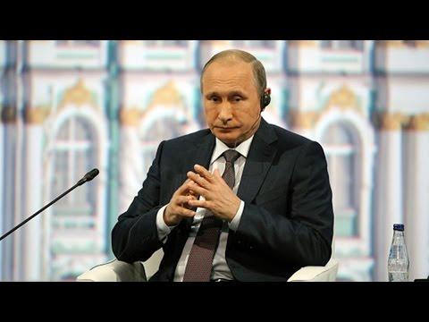 Charlie Rose's Vladimir Putin Interview Takeaway