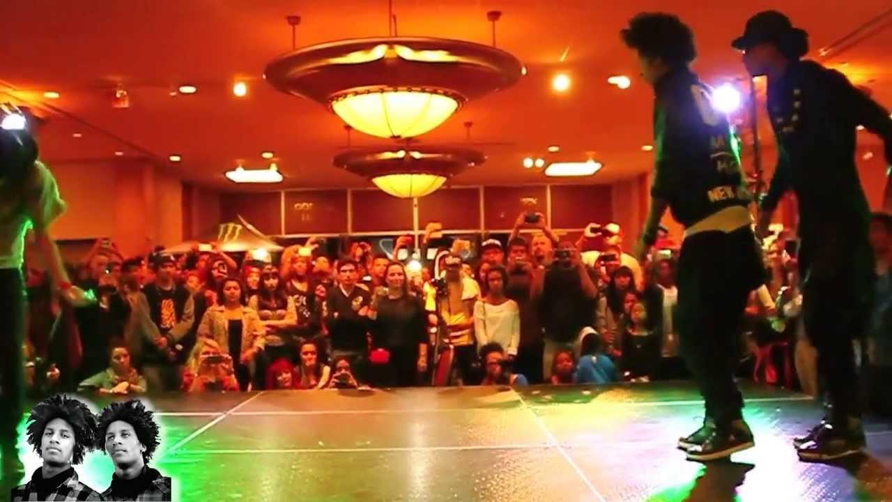 Les twins world of dance dancing lessons amp battle part 1