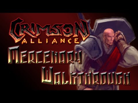 Crimson Alliance Walkthrough - Mercenary (Part 20) - Inner Sanctum
