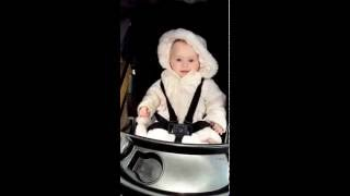 Cute Baby Doing Grocery Shopping | Supermarket Song