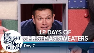 12 Days of Christmas Sweaters 2018: Day 7