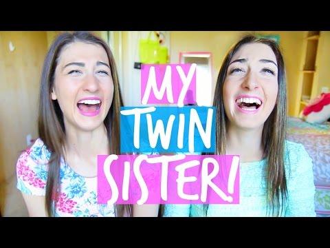 Meet My Twin Sister! Twin Tag | MayBaby