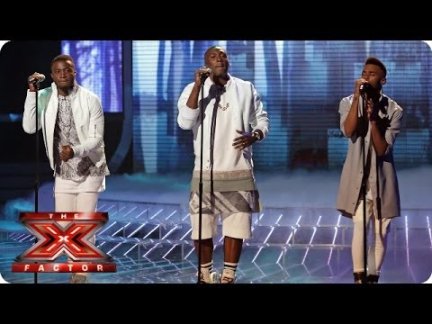 Rough Copy sing Everything I Do by Bryan Adams - Live Week 3 - The X Factor 2013