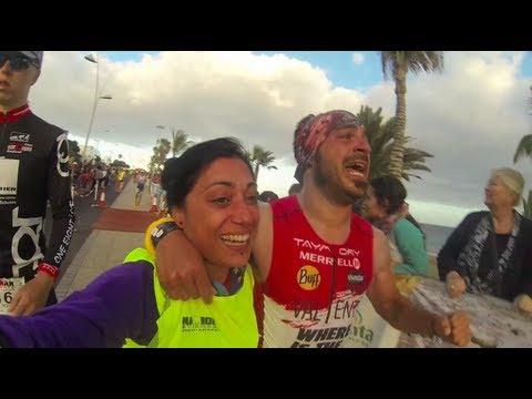 El día más feliz de mi vida (Ironman Lanzarote 2013 finisher)