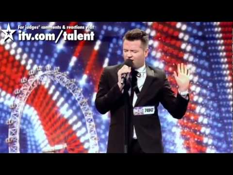 Britain''s Got Talent 2011 - Edward Reid Sings Funny Songs for kids