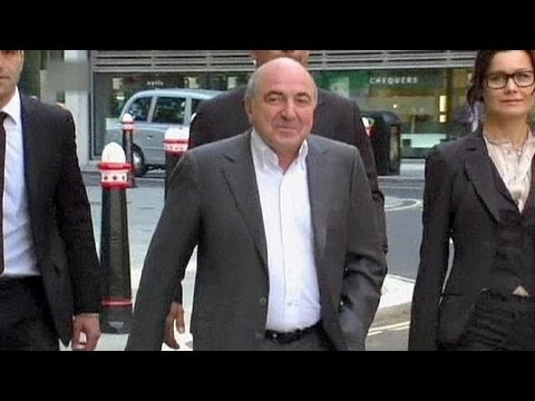 Berezovsky died by hanging - police
