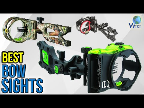 10 Best Bow Sights 2017