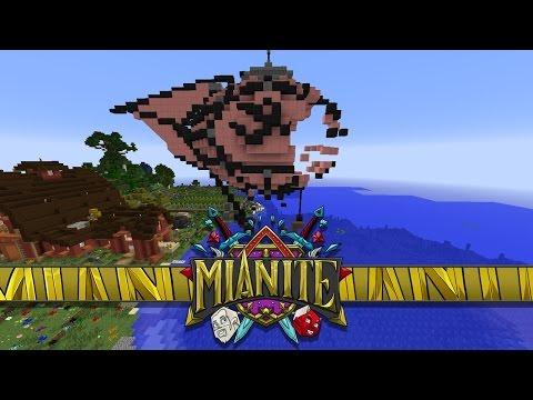 Minecraft: Mianite: TECHNOLOGY OVERLOAD! [S2:E41]