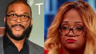 "WOMAN CLAIMS TYLER PERRY IS HER ""BABY DADDY"" AND FLAVOR FLAV GET TKO'D"