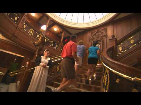 Titanic Pigeon Forge  Video Tour