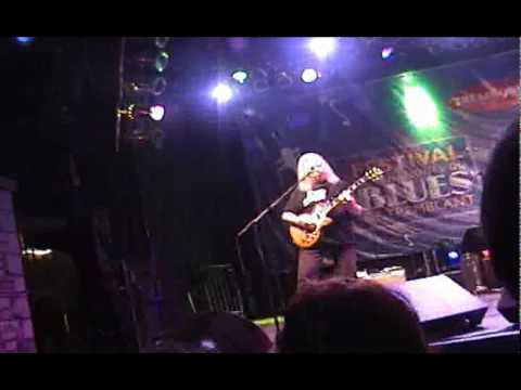 Jeff Healey - White Room Live Tremblant 2006