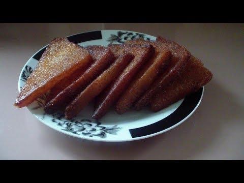 బ్రెడ్ కాజాఈజీగా రెండే నిమిషాల్లో తయారు చేసుకోవచ్చు Bread kaja recipe