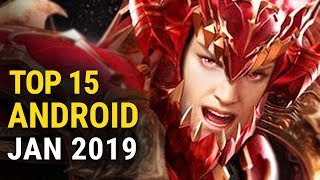 Top 15 NEW Android Games of January 2019 | whatoplay