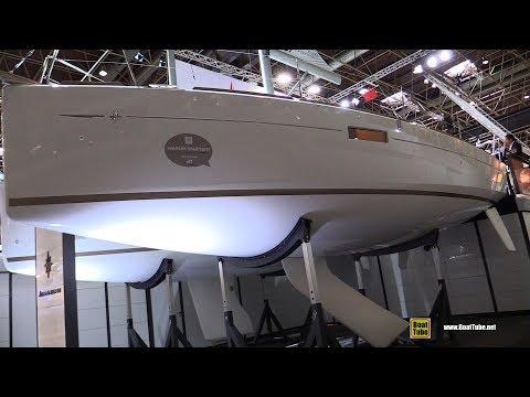 2018 Jeanneau Sun Odyssey 349 Yacht - Walkaround - 2018 Boot Dusseldorf Boat Show