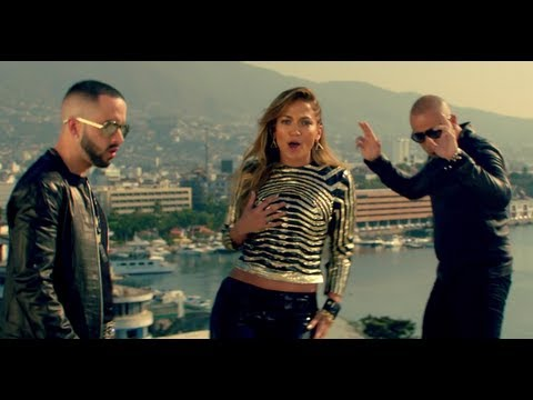 Wisin & Yandel - Follow The Leader Ft. Jennifer Lopez Official Video Makeup Tutorial video