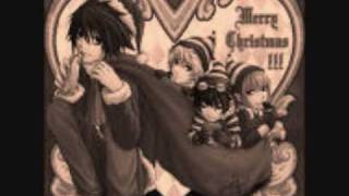 Anime Christmas Tribute (Death Note, FMA, and Naruto).wmv