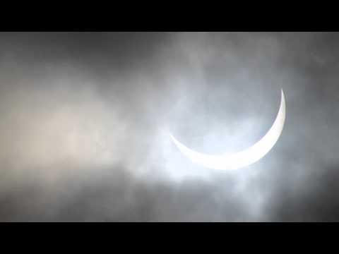 General Views Of The 2015 Solar Eclipse From Wiltshire In England