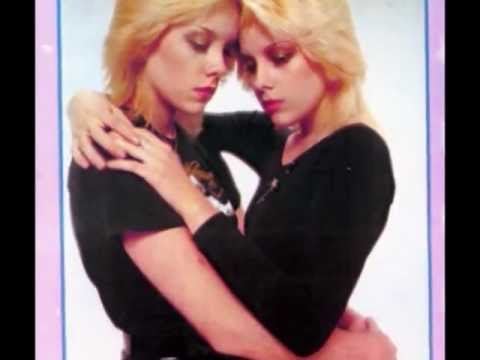 The Runaways With Cherie Currie Flaming Schoolgirls