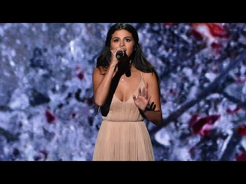 Selena Gomez Emotional