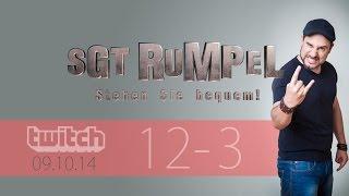 Livestream SgtRumpel #12 Part C