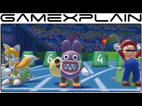 Mario & Sonic at the Rio 2016 Olympic Games - Mini-Direct Trailer