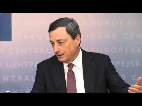 ECB Press Conference - 4 April 2013