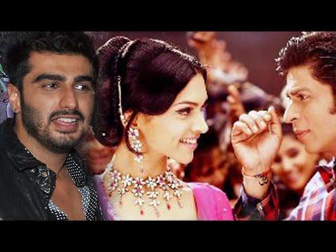 Arjun Kapoor And Deepika Padukone Are Getting Too Close?