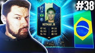 WE GOT 97 TOTY NEYMAR! - #FIFA19 ULTIMATE TEAM DRAFT TO GLORY #38