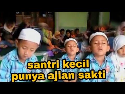 Video Lucu Banget Anak Santri Mabuk