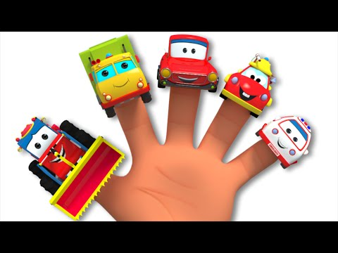 Vehicles Finger Family | Finger Family Cars | Nursery Rhymes For Kids | Baby Songs | Kids Tv
